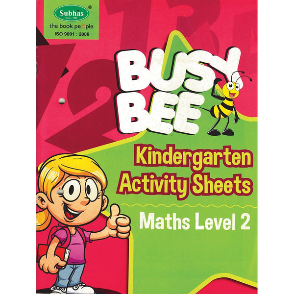 BUSY BEE MATHS LEVEL-2