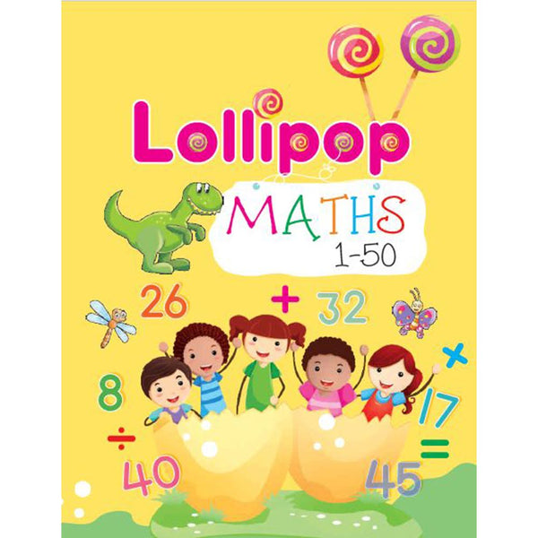 LOLLIPOP MATHS 1-50