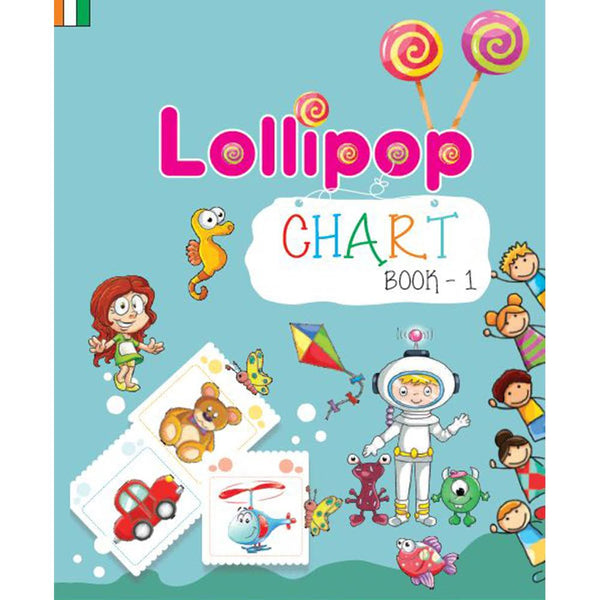 LOLLIPOP CHART BOOK-1