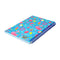 Smily A5 Lined Notebook Light Blue