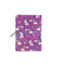 Smily Lockable Notebook Purple