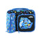 Smily Multi Compartment Lunch Bag Blue