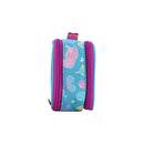 Smily Multipurpose Pencil Case Light Blue
