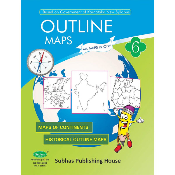 SUBHAS OUTLINE MAPS 6