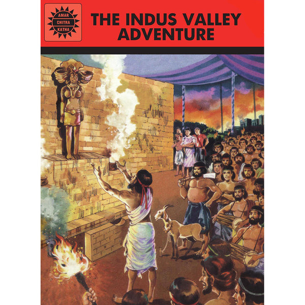The Indus Valley Adventure