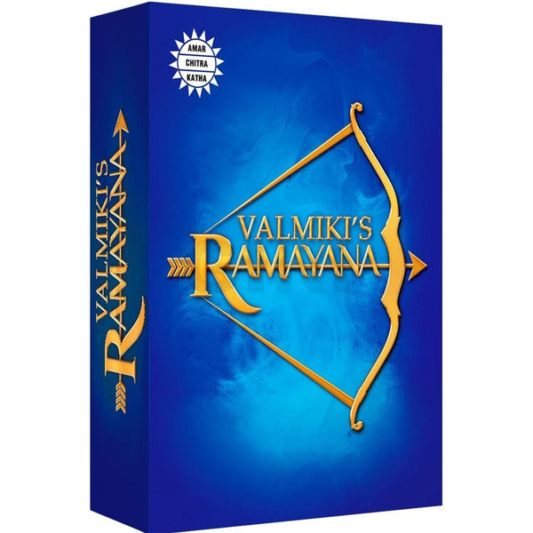VALMIKI'S RAMAYANA (Box Set)
