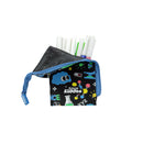 Smily Pen Holder Case Black