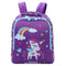 Smily Junior Backpack Purple