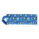Smily Tray Pencil Case Blue
