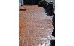 Mexican Tile Flooring - Patio