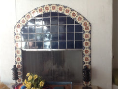 Mexican Tile Archway