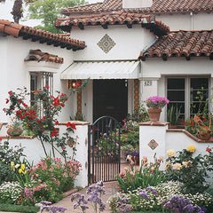 Mexican Tile House Accents