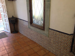 Mexican Tile Flooring Saltillo