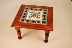 Mexican Tile Small Table