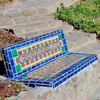 Mexican Tile for Outdoor Kitchens