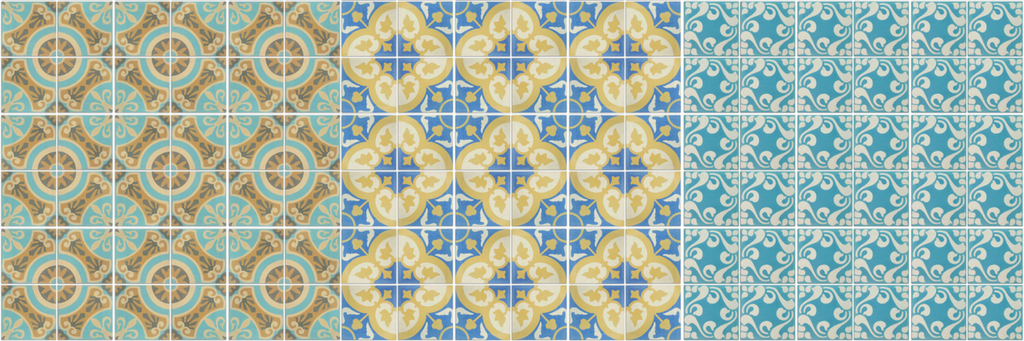 patterned cement tile mexican tile designs