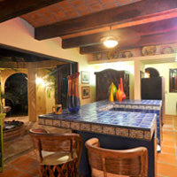 Mexican Tile On Kitchen Islands Mexican Tile Designs