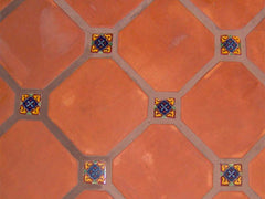 Mexican Floor Tile - patterns