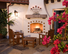 Images Pictures and ideas for Mexican Style Fireplaces – Mexican ...