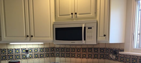 Mexican Tile Designs Kitchen Gallery