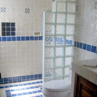 Mexican Tile in Bathrooms - Mexican Tile Designs