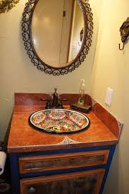 Bathroom Sinks Mexican Tile Designs