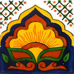 Traditional Talavera Mecian Tile