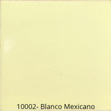 Traditional Mexican Trim Tile - Quarter Round Outside Corner Trim