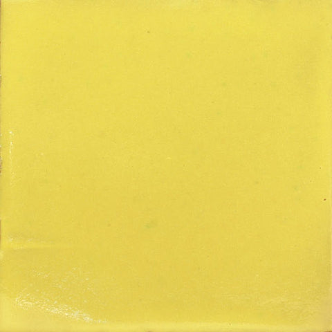 Traditional Mexican Tile - Amarillo Ceramico