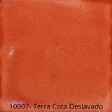 Traditional Mexican Trim Tile - Outside Corner V Cap Edge Trim