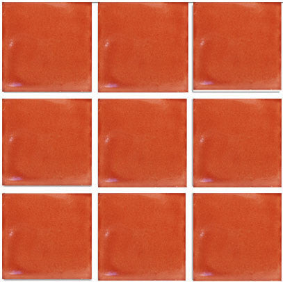 Washed Terra Cotta color Mexican tile