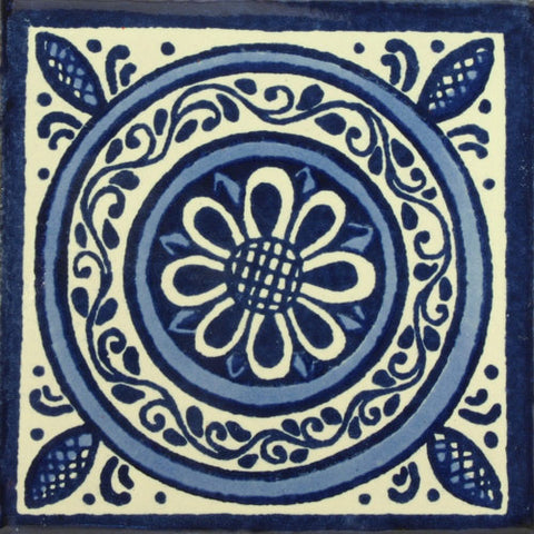 Traditional Spanish Decorative tile
