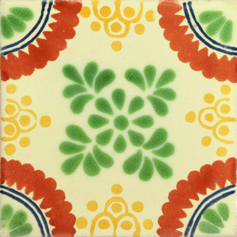 Traditional Mexican Tile - Pambelo