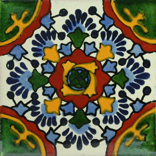 Traditional Mexican Tile Nube Mexican Tile Designs