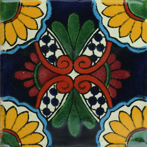 Traditional Mexican Tile - Quica