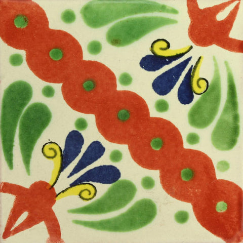 Traditional Mexican Tile - Martha