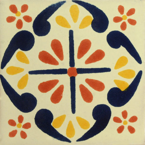 Traditional Decorative Mexican tile -Wendi