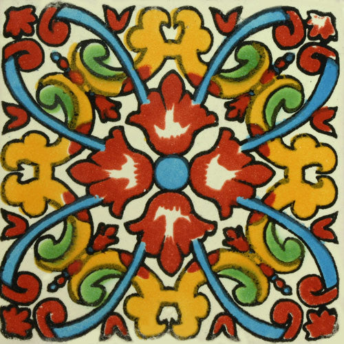 Mexican Tiles: Traditional Mexican Tile