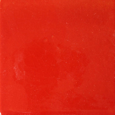 Traditional Mexican Tile - Rojo