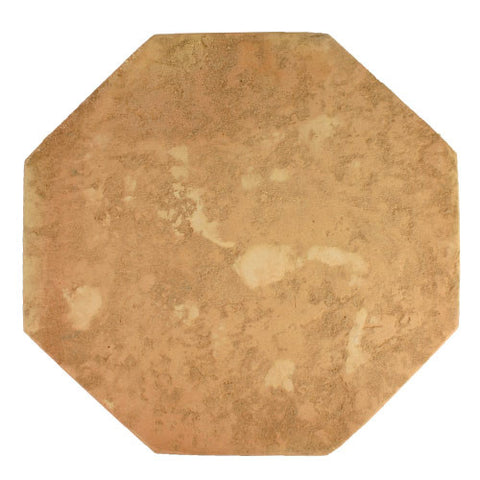 Octagon-12 For Inserts Mexican Saltillo Floor Paver