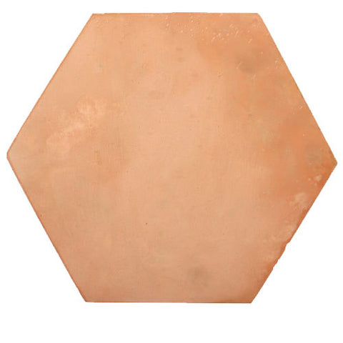 Hexagon Mexican Saltillo Floor Paver