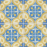 Cancun Encaustic Cement Tile