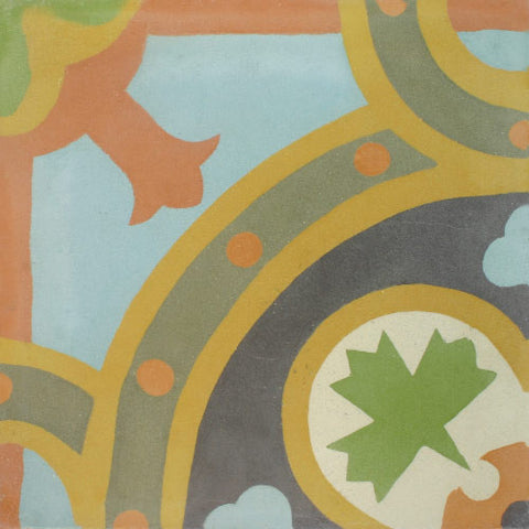 Victoria Encaustic Cement Tile