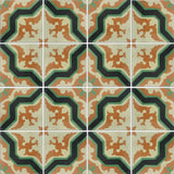 Ensenada Encaustic Cement Tile