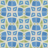 Guadalupe Encaustic Cement Tile