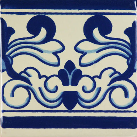 Especial Mexican Tile - Real Azul