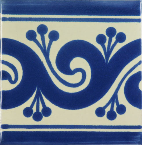 kitchen tile backsplash photos especial mexican tile greca azul mexican tile designs 20103
