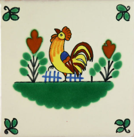 Gallo Tile Coaster & Trivet Sets