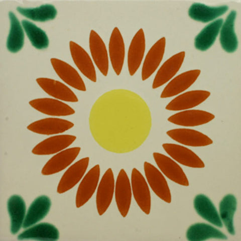 Sunburst Tile Coaster & Trivet Sets