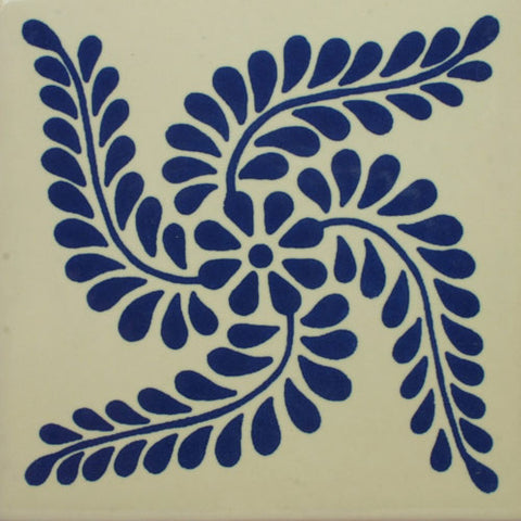 Especial ceramic Mexican decorative tile